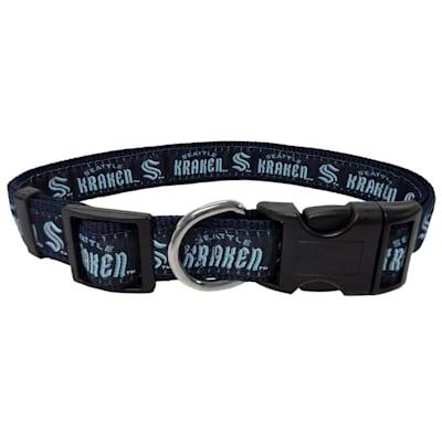 (NHL Pet Collar - Seattle Kraken)
