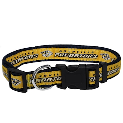 (NHL Pet Collar - Nashville Predators)
