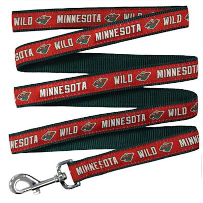 (NHL Pet Leash - Minnesota Wild)