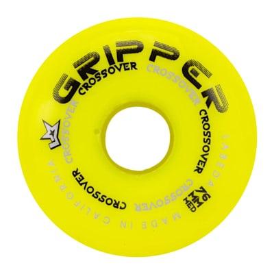 (Labeda Yellow Gripper Inline Wheel - 2021)
