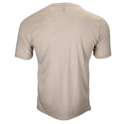 (Pure Hockey Classic Tee 2.0 - Silver - Adult)