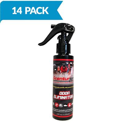 (Scenturion Sports Odor Eliminator - 4oz Bottle - 14 Pack)