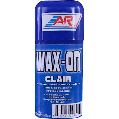Clear (A&R Wax-On Stick Wax)