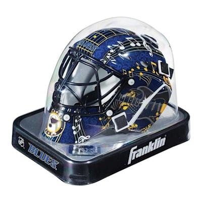 (Franklin NHL Team Mini Goalie Mask)