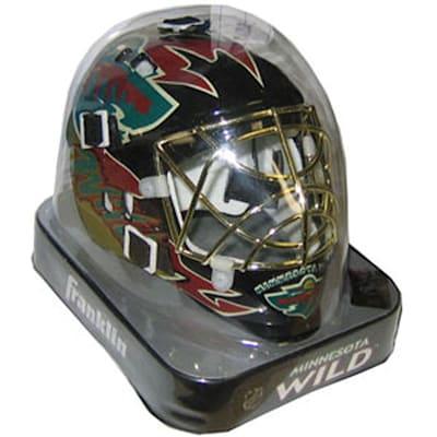 Minnesota Wild (Franklin NHL Team Mini Goalie Mask)