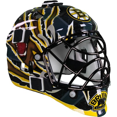 Boston Bruins (Franklin NHL Team Mini Goalie Mask)