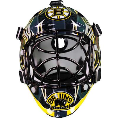 Front View (Franklin NHL Team Mini Goalie Mask)