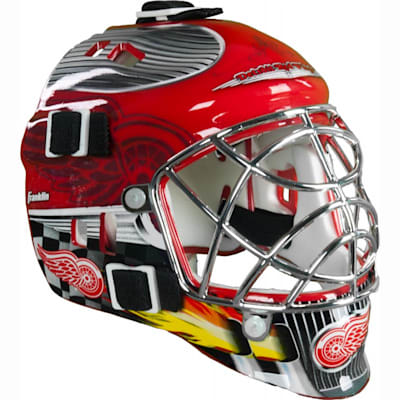 Detroit Red Wings (Franklin NHL Team Mini Goalie Mask)