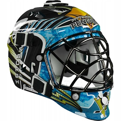 Pittsburgh Penguins (Franklin NHL Team Mini Goalie Mask)