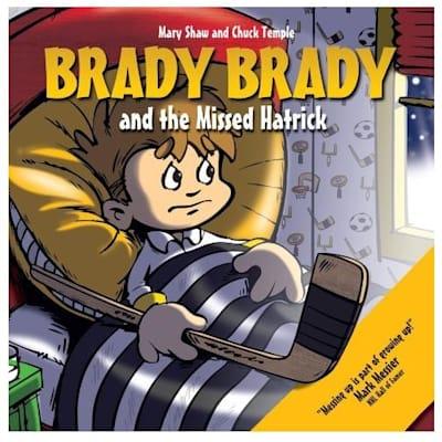 No Size (Brady Brady And The Missed Hatrick)