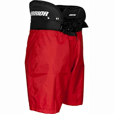 Red (Warrior Syko Hockey Pant Shell - Junior)