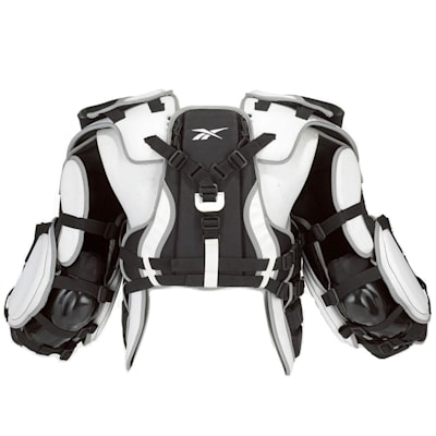 Details about  /NHL Reebok 11K Pro Stock Hockey Goalie Chest Protector Senior Adult Size Small
