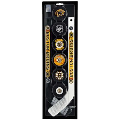 Boston (InGlasco NHL 6 Pack Puck and Stick)