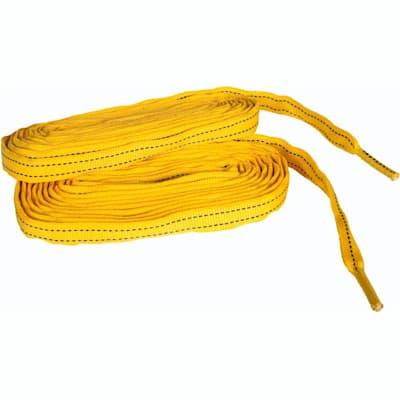 Yellow/Black (Elite Hockey Prolace Pro Series Laces)