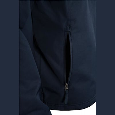 Pocket Detail (Bauer Lightweight Warm-Up Jacket - Youth)