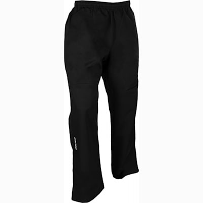 Black (Bauer Lightweight Warm-Up Pants - Youth)