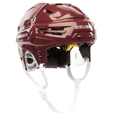 Maroon (Bauer RE-AKT Hockey Helmet)
