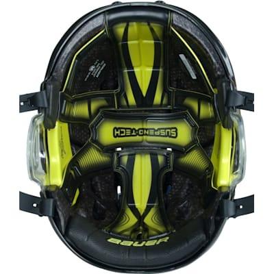 Liner View (Bauer RE-AKT Hockey Helmet)