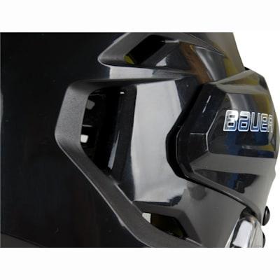 Vents On Back Sides (Bauer RE-AKT Hockey Helmet)