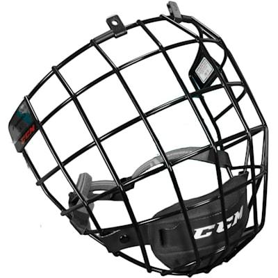 Black (CCM 580 Facemask)