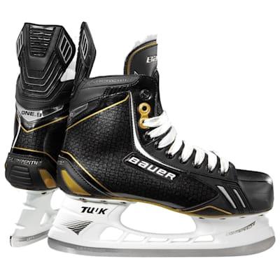 Supreme One.9 Ice Skate (Bauer Supreme One.9 Ice Hockey Skates - Youth)
