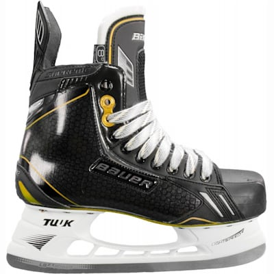 3D Anaformable Curv® Allows For A 360° Heat Mold (Bauer Supreme One.9 Ice Hockey Skates - Youth)