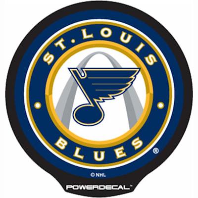 St. Louis Blues Third Logo (Power Decal)