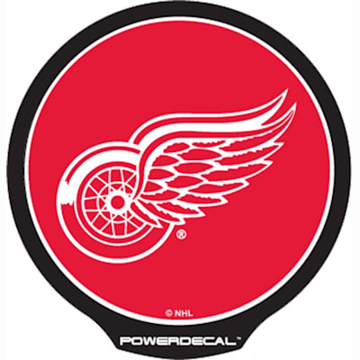 Detroit Red Wings (Power Decal)
