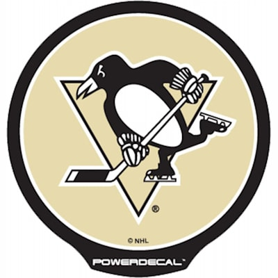 Pittsburgh Penguins (Power Decal)