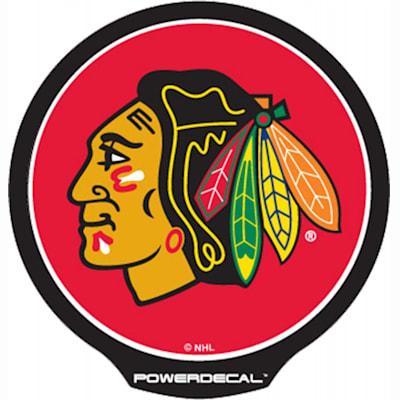 Chicago Blackhawks (Power Decal)