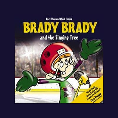 (Brady Brady The Singing Tree Children's Book)