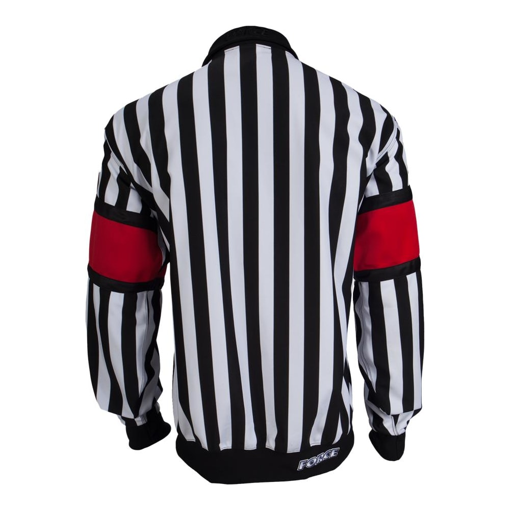 d55fa320ddb Force Pro Referee Jersey w/ Red Armbands - Mens | Pure Hockey Equipment