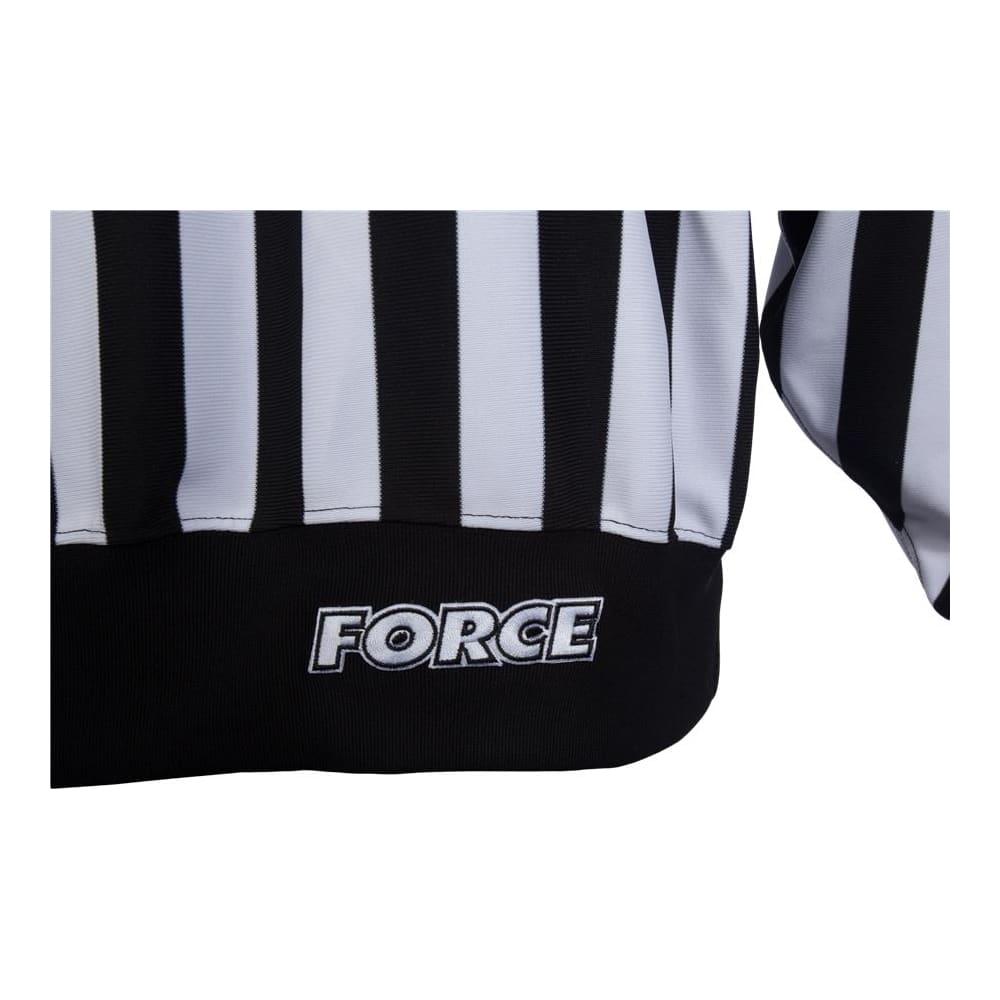 788e62566 Force Pro Referee Jersey w/ Orange Armbands - Mens | Pure Hockey ...