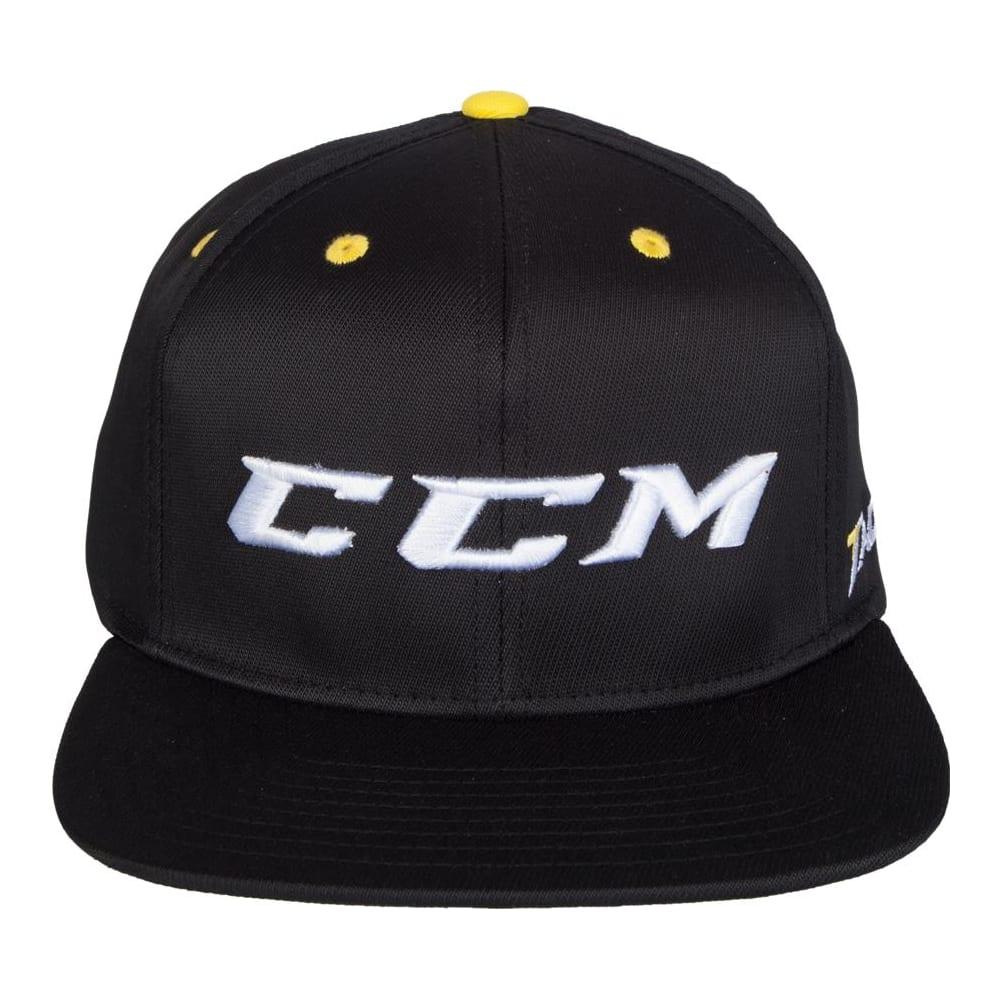 350d6bffea5 CCM Tacks Snapback Hat   Pure Hockey Equipment