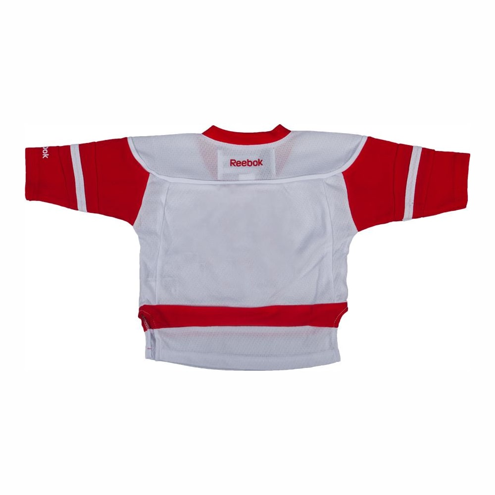 brand new e791c fcff4 Reebok Detroit Red Wings Replica Away Jersey - Youth