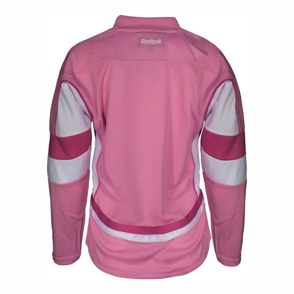 newest 30801 1d711 pink blues jersey