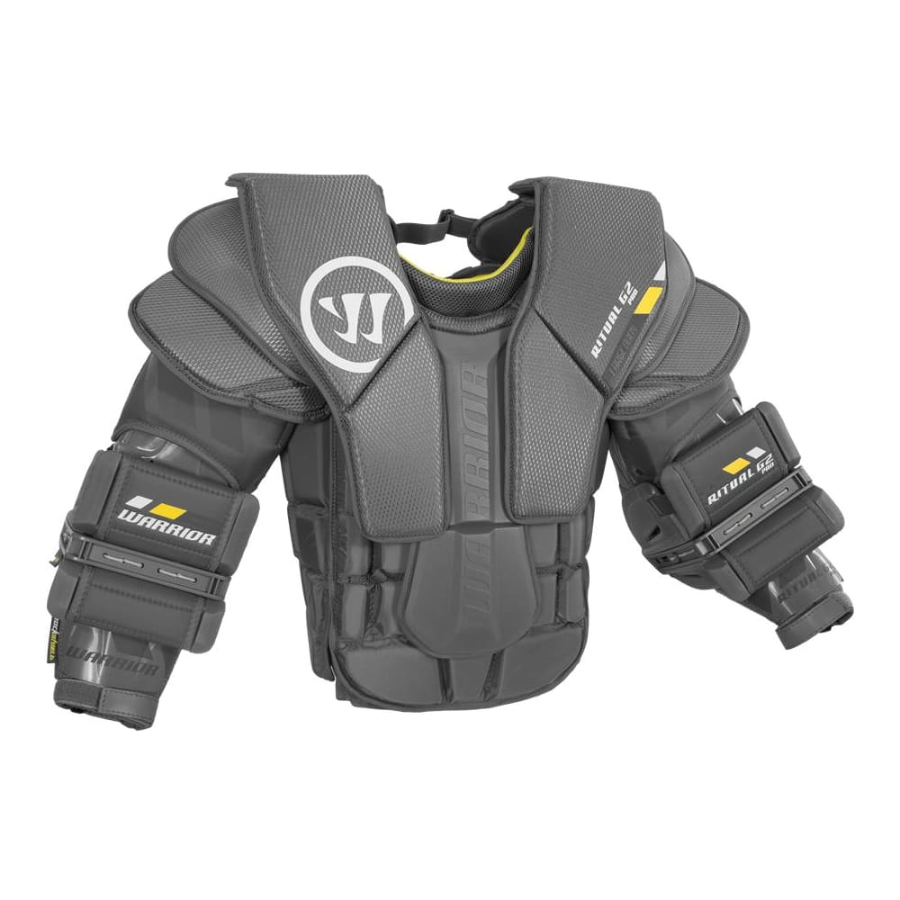 Warrior Ritual G2 hockey goalie chest protector sr extra-large XL new goal arms