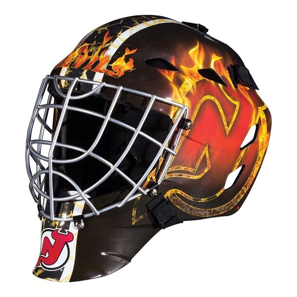 New Nhl Nashville Predators Franklin Licensed Goalie Face Mask For