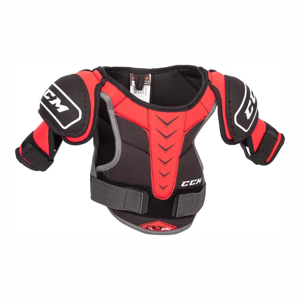 CCM QuickLite 230 Hockey Shoulder Pads - Youth | Pure Hockey