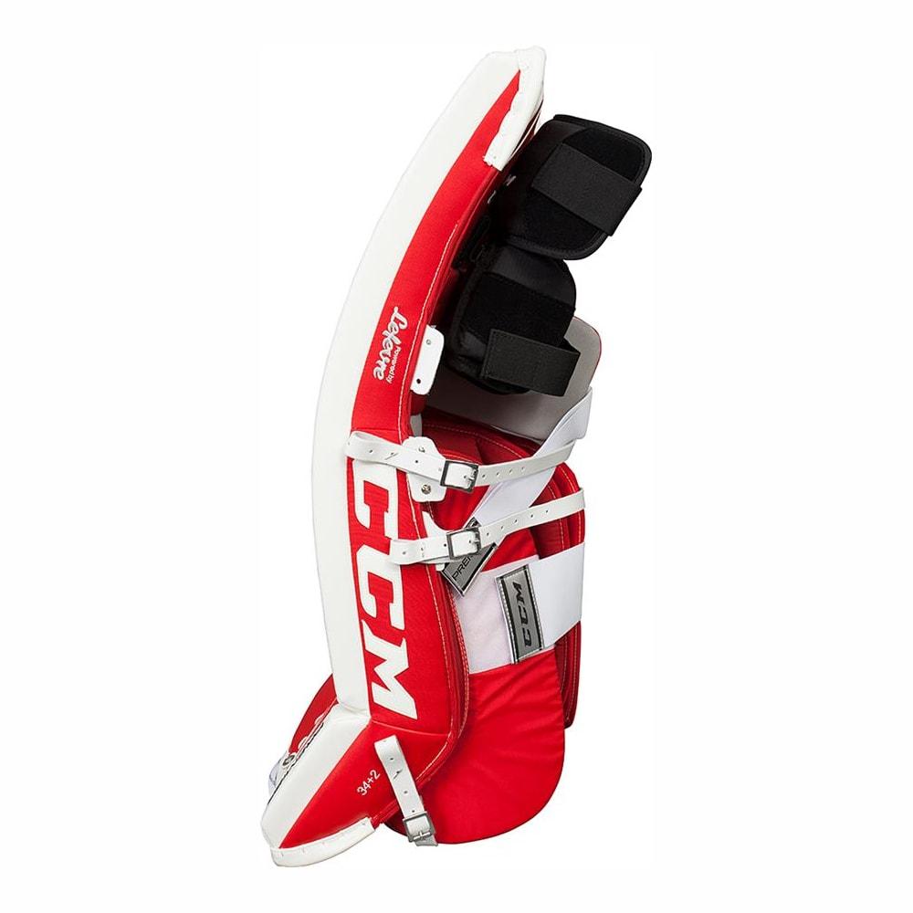 CCM Premier Pro Goalie Leg Pads - Senior | Pure Goalie Equipment