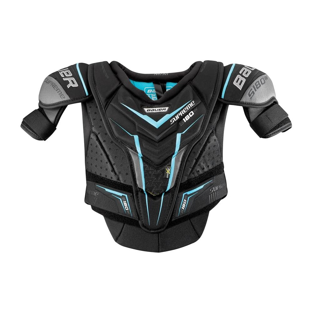Bauer Supreme S180 Womens Hockey Shoulder Pads 2017 Womens