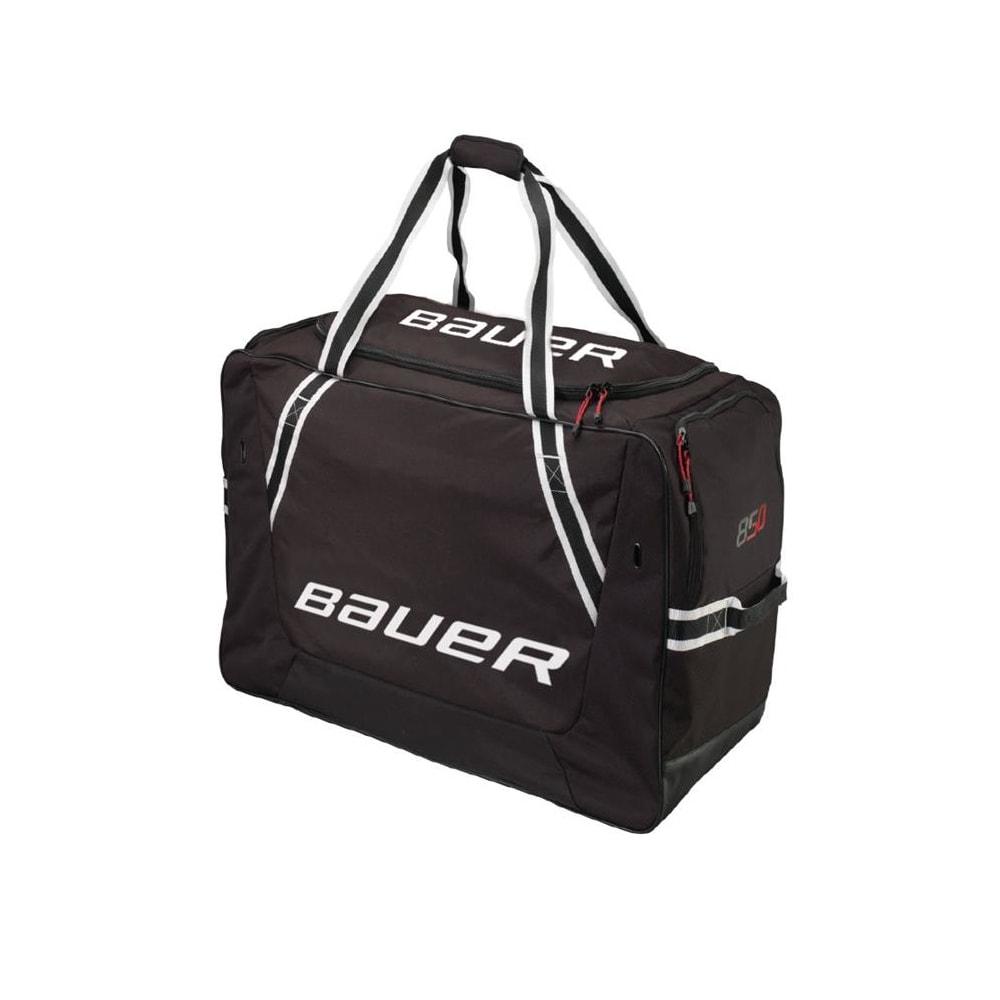 Bauer 850 Wheeled Hockey Goalie Bag 2017 Senior Pure Goalie