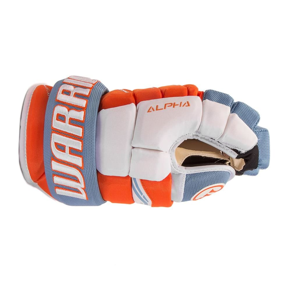 Warrior Alpha Pro Hockey Gloves - Senior | Pure Hockey Equipment