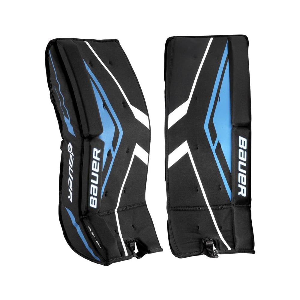 Bauer Street Hockey Goalie Leg Pads Senior Pure Goalie Equipment