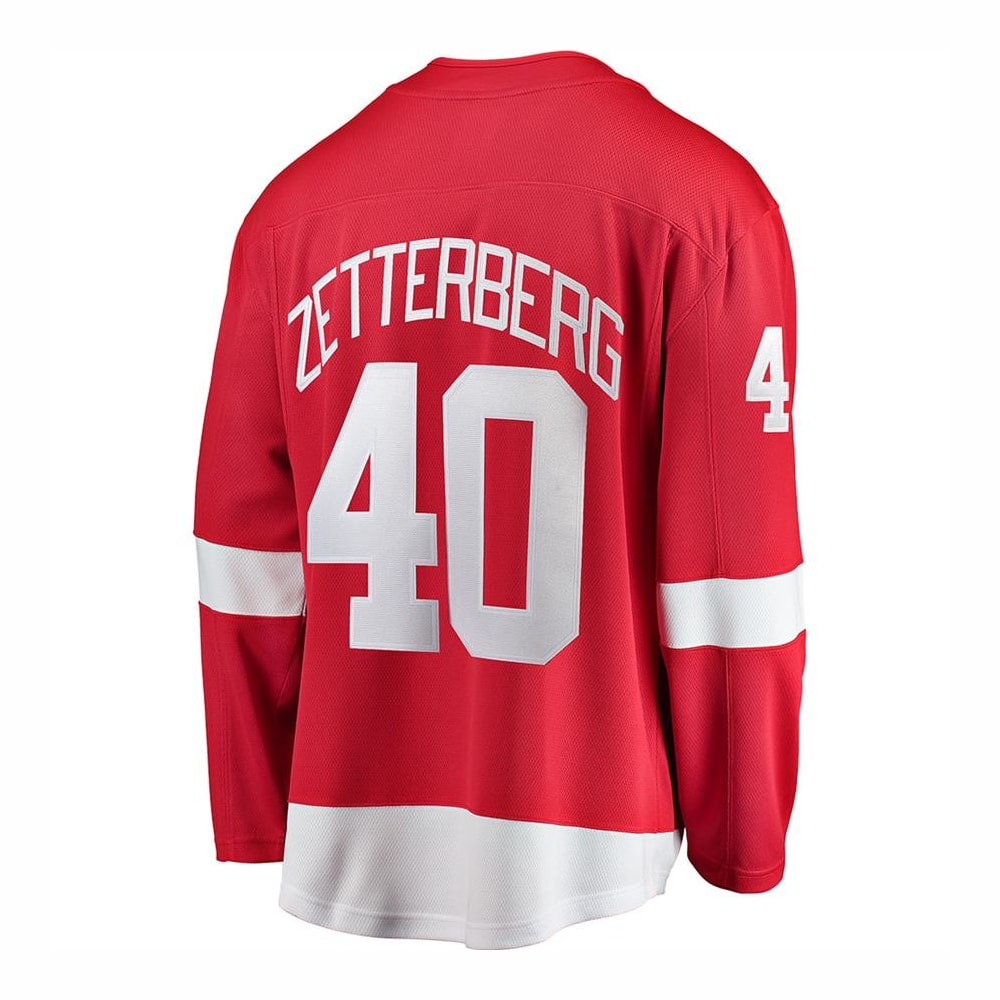 best sneakers ea388 79ce0 Fanatics Red Wings Replica Jersey - Henrik Zetterberg - Adult