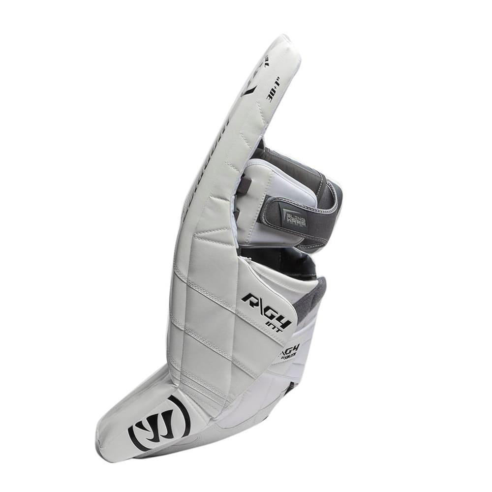 Warrior Ritual G4 Goalie Leg Pads - Intermediate   Pure