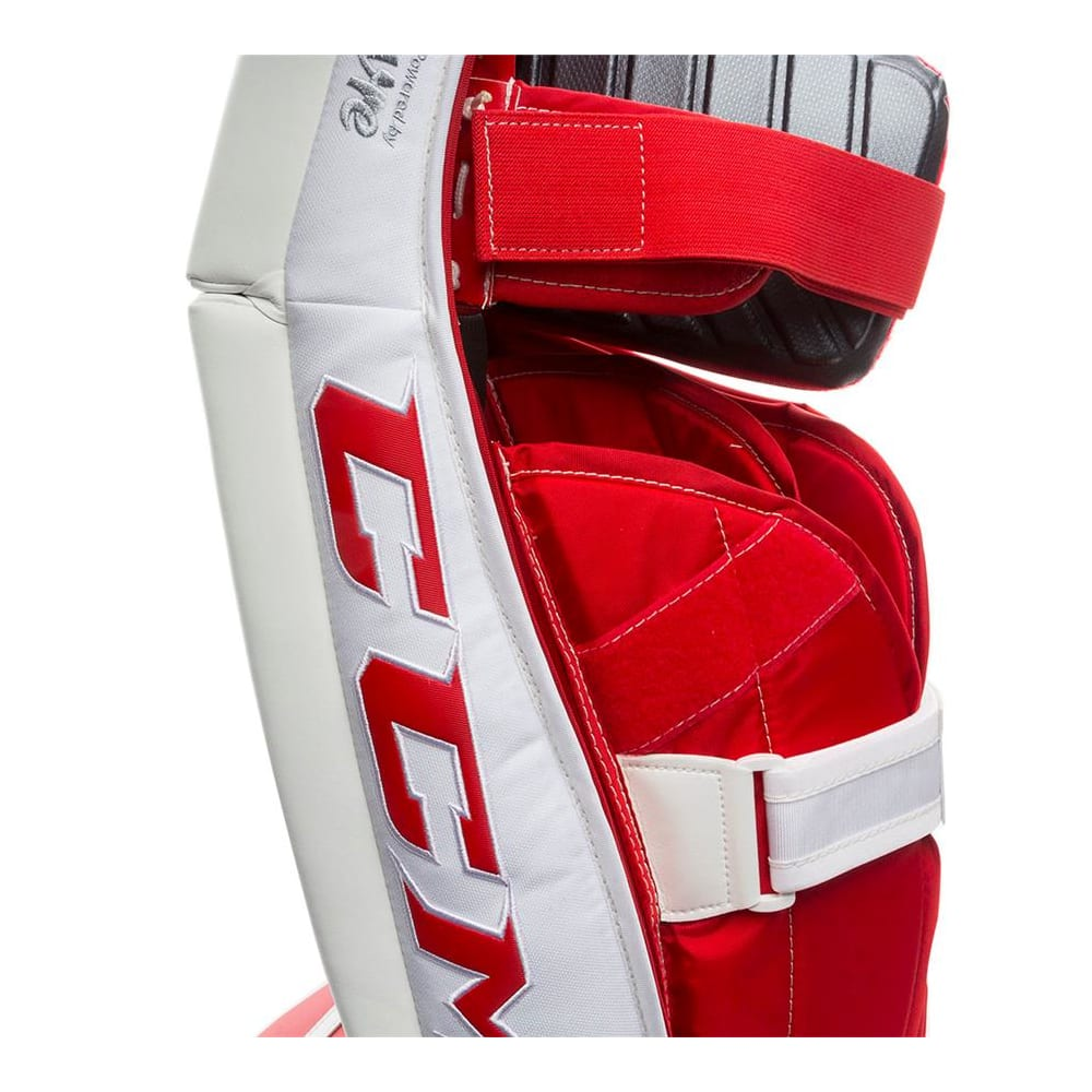 CCM Premier II Pro Goalie Leg Pads - Senior   Pure Goalie Equipment