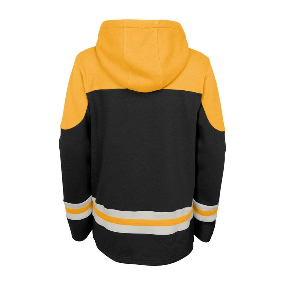 quality design d169e 82a29 Adidas Pittsburgh Penguins Asset Pullover Hoodie - Youth