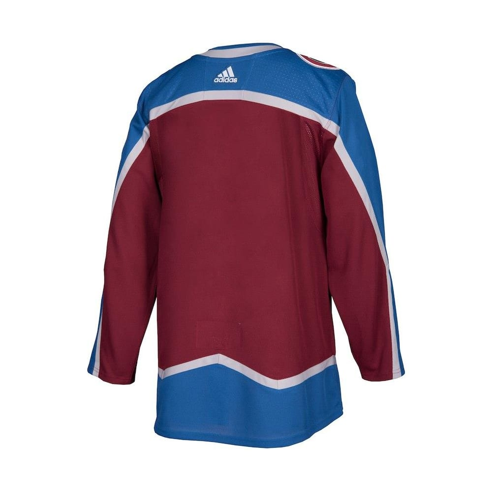 best service 8ada3 d8afb Adidas Colorado Avalanche Authentic NHL Jersey - Home - Adult