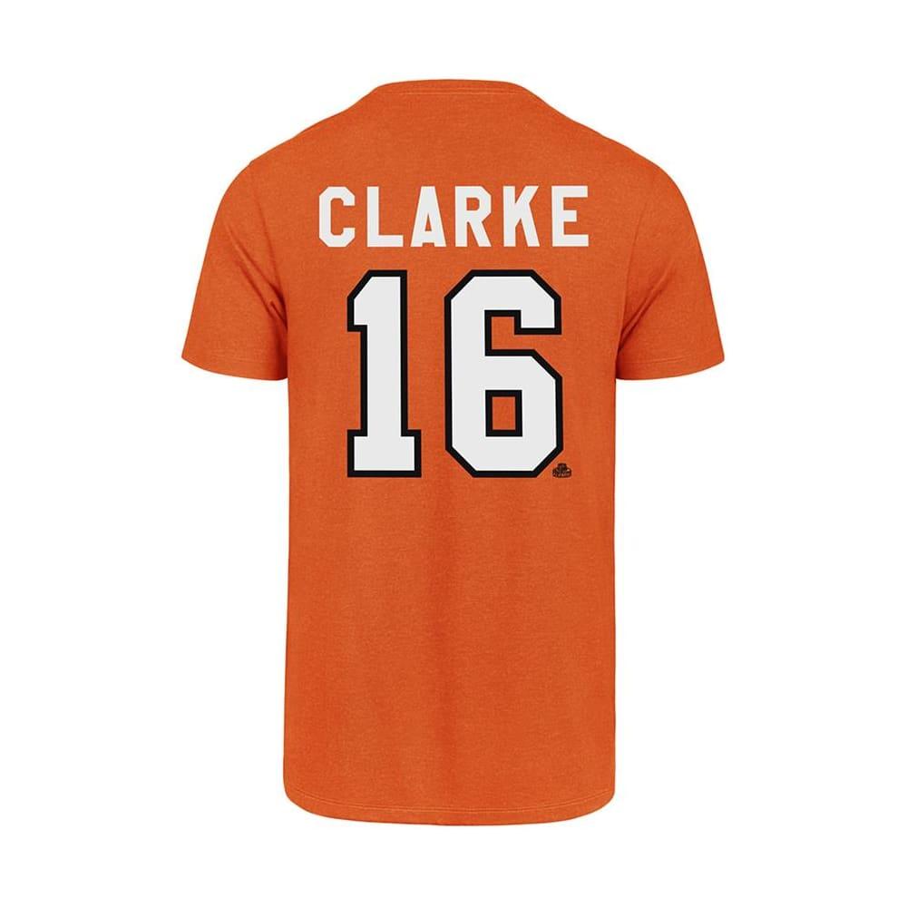 timeless design ddeb1 f7099 47 Brand MVP Club Tee - Bobby Clarke Philadelphia Flyers - Mens